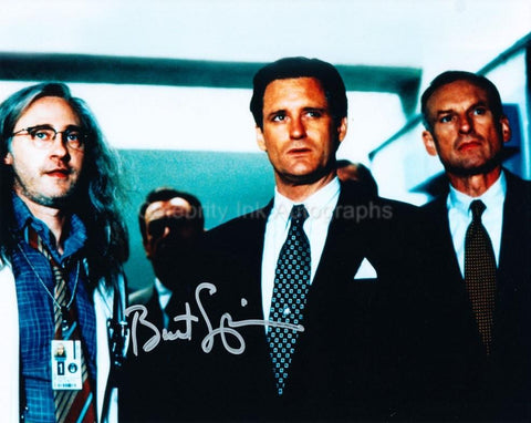 BRENT SPINER as Dr. Brackish Okun - Independence Day