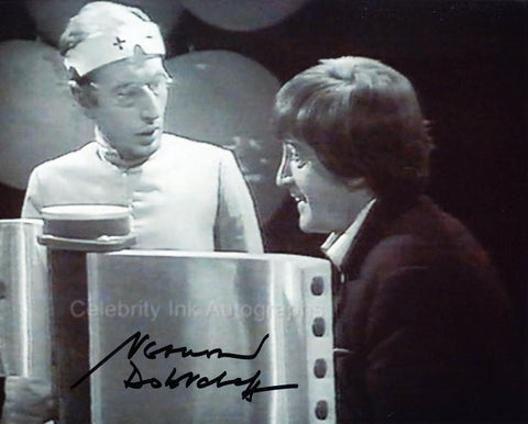 VERNON DOBTCHEFF as a Scientist - Doctor Who