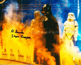 ALAN SWADEN as a Stormtrooper - Star Wars: Episode V - The Empire Strikes Back