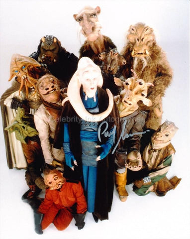 PAUL SPRINGER as Ree-Yees - Star Wars: Episode VI - Return Of The Jedi