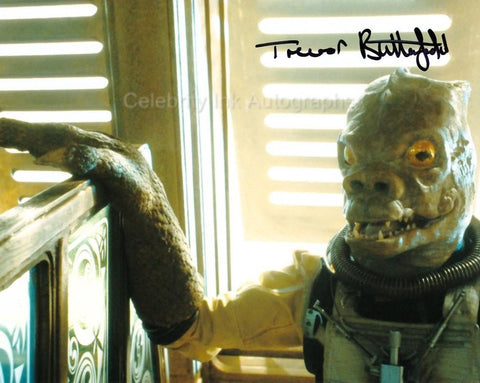 TREVOR BUTTERFIELD as Bossk - Star Wars: Episode VI - Return Of The Jedi