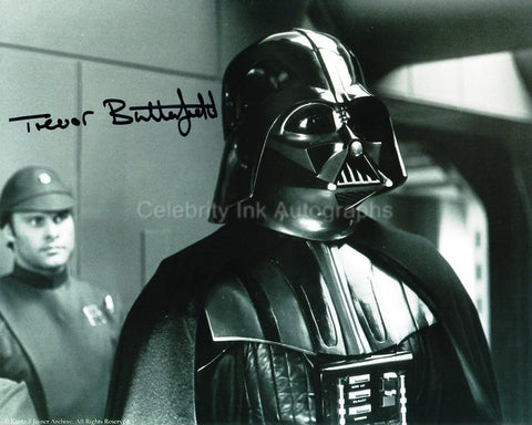 TREVOR BUTTERFIELD as an Imperial Officer - Star Wars: Episode VI - Return Of The Jedi