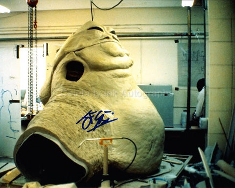 JOHN COPPINGER - Jabba Sculptor - Star Wars: Episode VI - Return Of The Jedi