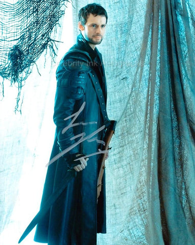 CALLUM BLUE as General Zod - Smallville