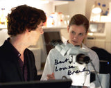 LOUISE BREALEY as Molly Hooper - Sherlock
