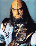 JOHN SCHUCK as the Klingon Ambassador - Star Trek IV - The Voyage Home