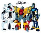 PHIL LaMARR Voice Artist - Transformers Animated Series