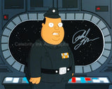 PHIL MaMARR as The Voice of the Imperial Meteorologist - Family Guy: Blue Harvest