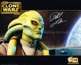 PHIL LaMARR as The Voice Of Kit Fisto - Star Wars: The Clone Wars