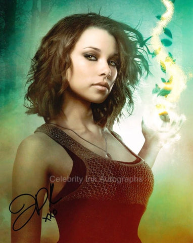 JESSICA PARKER KENNEDY as Melissa Glaser - The Secret Circle
