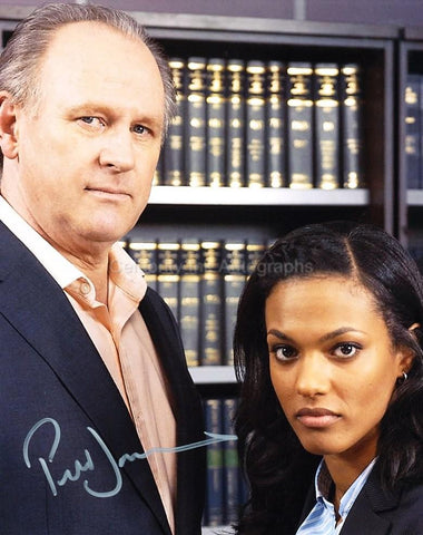 PETER DAVISON as Henry Sharpe - Law And Order: UK