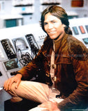 RICHARD HATCH as Captain Apollo - Battlestar Galactica (1979)