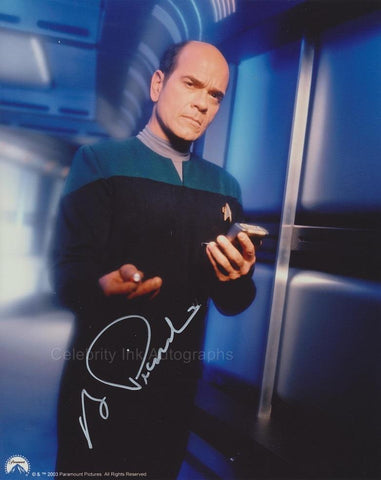 ROBERT PICARDO as The Doctor - Star Trek: Voyager