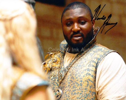 NONSO ANOZIE as Xaro Xhoan Daxos - Game Of Thrones