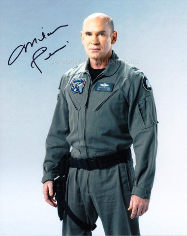 MITCH PILEGGI as Colonel Steven Caldwell - Stargate: Atlantis