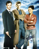 FREEMA AGYEMAN as Martha Jones - Doctor Who