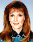 GATES McFADDEN as Dr. Beverly Crusher - Star Trek: TNG