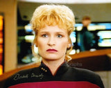 ELIZABETH DENNEHY as Lt. Commander Shelby - Star Trek: TNG