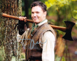 NICHOLAS LEA as Michael Tillman / The Woodcutter - Once Upon A Time