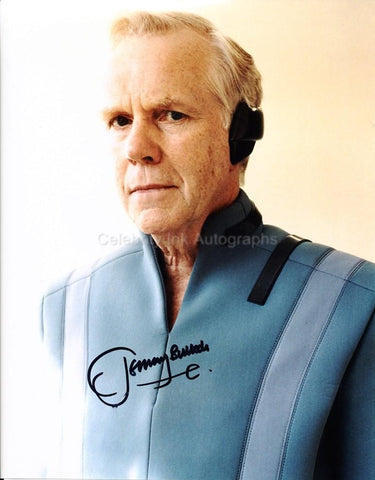 JEREMY BULLOCH as Captain Jeremoch Colton - Star Wars: Episode III - Revenge Of The Sith