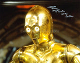 RON PUNTER - Star Wars Art Department - C3-PO Painter