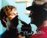 MARK PATTON as Jesse Walsh - Nightmare On Elm Street Part 2: Freddy's Revenge