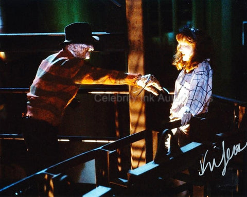 KIM MYERS as Lisa Webber - Nightmare On Elm Street Part 2: Freddy's Revenge