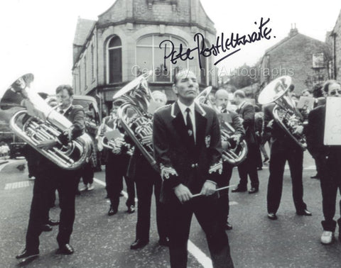 PETE POSTLETHWAITE as Danny - Brassed Off
