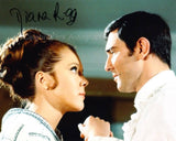 DIANA RIGG as Tracy Di Vicenzo - James Bond: On Her Majesty's Secret Service