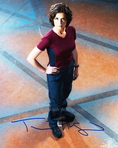 TORRI HIGGINSON as Doctor Elizabeth Weir - Stargate: Atlantis