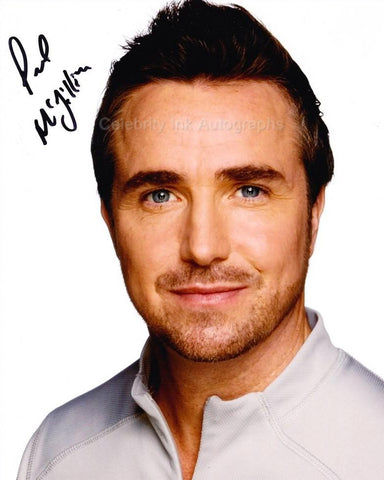 PAUL McGILLION as Dr. Carson Beckett - Stargate Atlantis