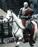 CHARLES DANCE as Tywin Lannister - Game Of Thrones
