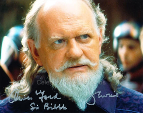 OLIVER FORD DAVIES as Sio Bibble - Star Wars: Episode I - The Phantom Menace
