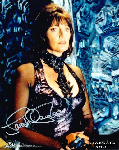 SARAH DOUGLAS as Garshaw Of Belote - Stargate SG-1