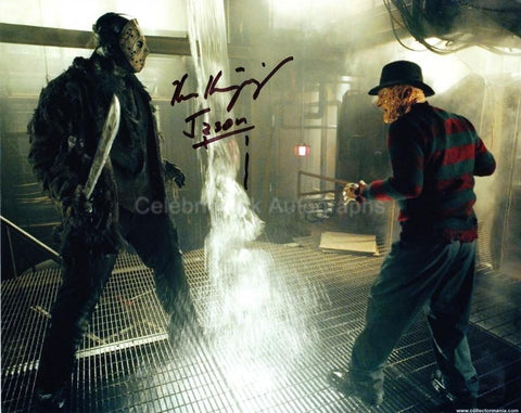 KEN KIRZINGER as Jason Voorhees - Freddy Vs. Jason