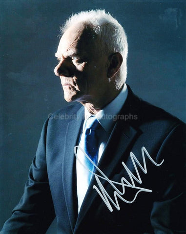 MALCOLM McDOWELL as Bret Stiles - The Mentalist