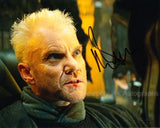 MALCOLM McDOWELL as Doctor Tolian Soran - Star Trek: Generations