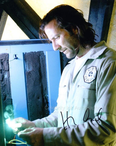 HENRY IAN CUSICK as Desmond Hume - Lost