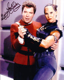 SPICE WILLIAMS-CROSBY as Vixis - Star Trek V: The Final Frontier