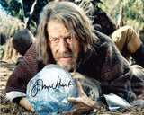 JOHN HURT as Professor Oxley - Indiana Jones And The Kingdom Of The Crystal Skull
