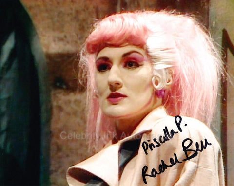 RACHEL BELL as Priscilla P - Doctor Who