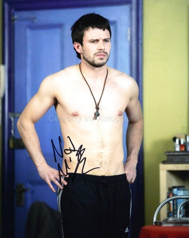 NEIL McDERMOTT as Ryan Malloy - Eastenders