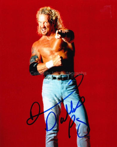 DIAMOND DALLAS PAGE aka Page Falkinburg - WWF/WCW/TNA Wrestler