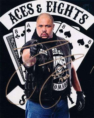 D'LO BROWN aka Accie Connor - WWE/TNA Wrestler