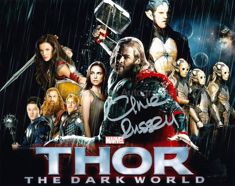 CLIVE RUSSELL as Tyr - Thor: The Dark World