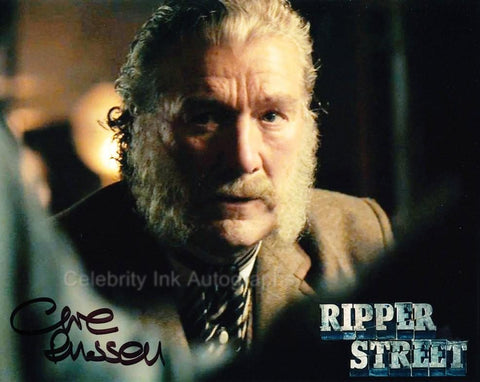 CLIVE RUSSELL as Chief Inspector Fred Abbeline - Ripper Street
