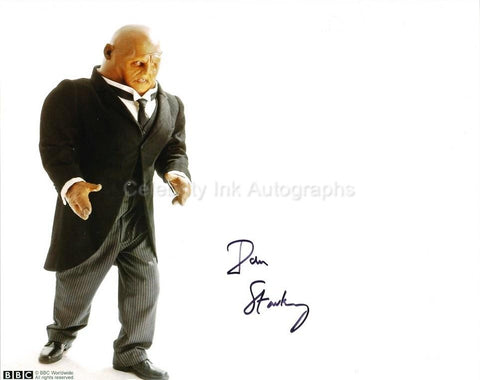 DAN STARKEY as Strax - Doctor Who