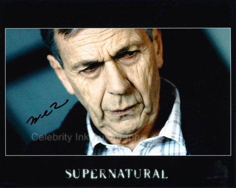 WILLIAM B. DAVIS as a College Professor - Supernatural