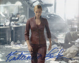 KRISTANNA LOKEN as the T-X - Terminator 3: Rise Of The Machines