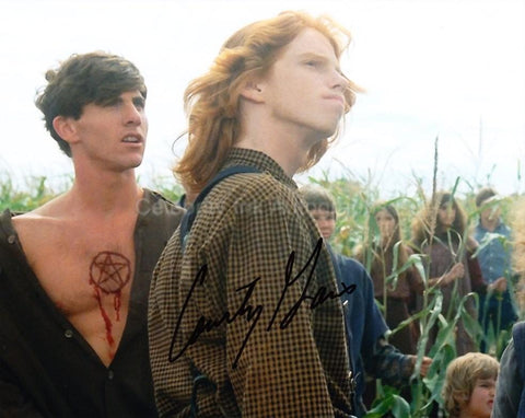 COURTNEY GAINS as Malachai - Children Of The Corn